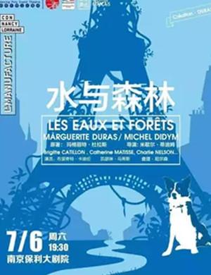 2019舞台剧水与森林南京站