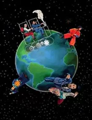 2019八喜·打开艺术之门儿童剧《环游世界八十天》-青岛站