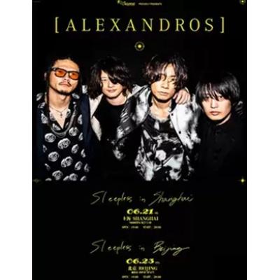 2019[ALEXANDROS] Sleepless in China Tour-上海站