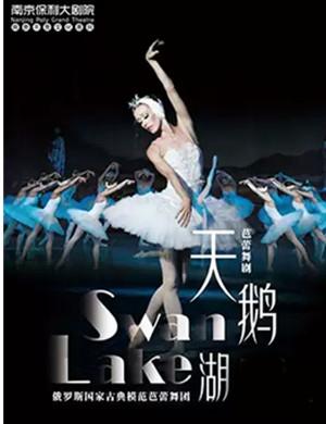 2019芭蕾舞剧天鹅湖武汉站