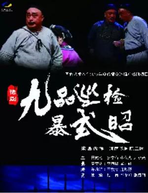 2019豫剧九品巡检暴式昭潍坊站