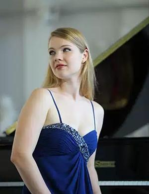 2019德国钢琴家茱莉亚·林德勒独奏音乐会-重庆站