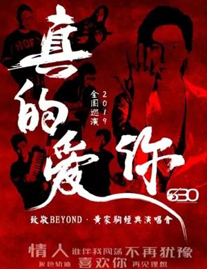 2019《真的爱你》致敬beyond演唱会-武汉站