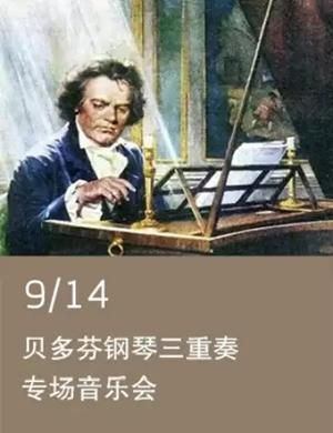 2019巅峰之作—贝多芬钢琴三重奏专场音乐会-武汉站