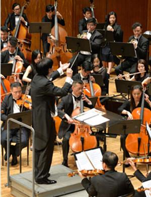2019香港寰宇交响乐团音乐会《四季》-上海站