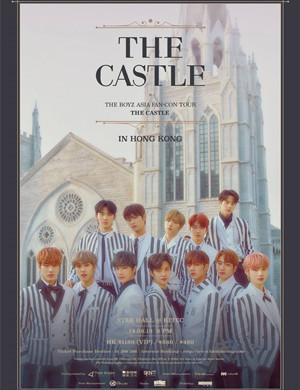 "2019THE BOYZ ASIA FAN-CON TOUR ""THE CASTLE"" IN HONG KONG"