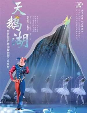 2019芭蕾舞剧天鹅湖南宁站