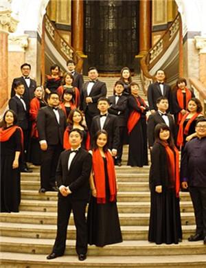 2019台北爱乐室内合唱团北京音乐会