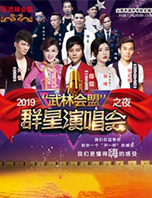 2019武林会盟平遥群星演唱会