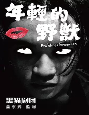 2019戏剧年轻的野兽北京站
