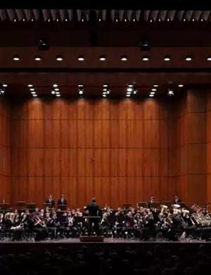 2019金色莱茵之声·德国曼海姆爱乐交响管乐团音乐会-长沙站