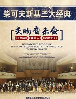 2019柴可夫斯基三大经典《天鹅湖》《睡美人》《胡桃夹子》交响音乐会-北京站