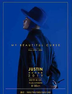 """2019侧田""""My Beautiful Curse""""巡回演唱会-中山站"""