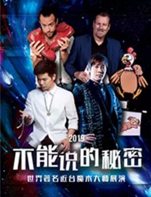 2019魔术展演不能说的秘密滨州站