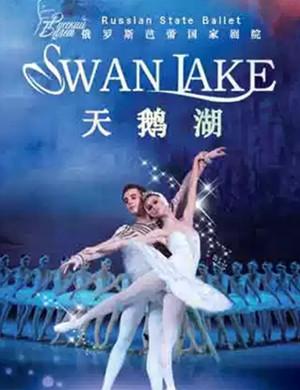 芭蕾舞剧天鹅湖福州站