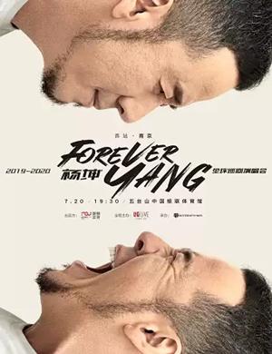 【FOREVER YANG】杨坤2019-2020巡回演唱会-南京站