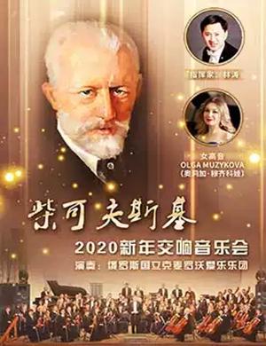 2019柴可夫斯基交响音乐会-天津站