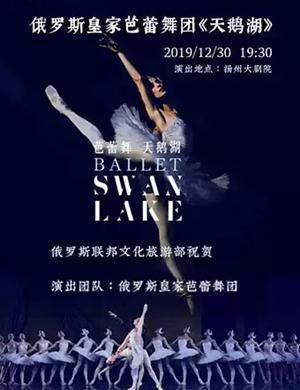 芭蕾舞剧天鹅湖扬州站