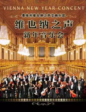 2019奥地利维也纳之声交响乐团新年音乐会-南京站