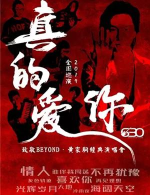 真的爱你-2019致敬BEYOND·黄家驹演唱会-广州站