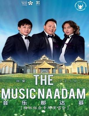 2019音乐那达慕-梅林组合专场演唱会-兴安盟站