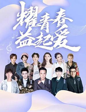 耀青春益起爱南京群星演唱会