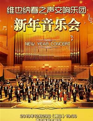2019维也纳春之声交响乐团新年音乐会-南京站
