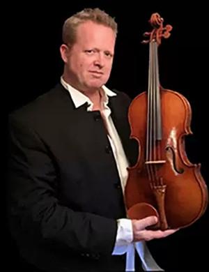 2019Brett Deubner 中提琴独奏音乐会-太原站