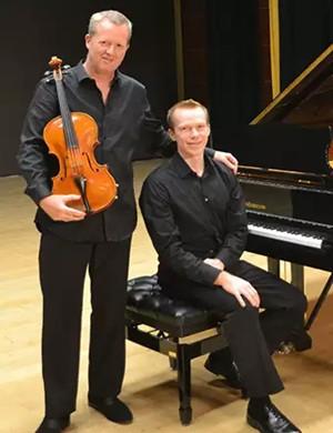 2019Brett Deubner 中提琴独奏音乐会-昆明站