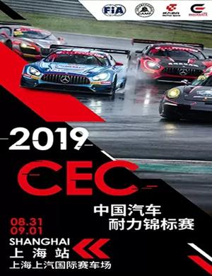 2019中国汽车耐力锦标赛上海站