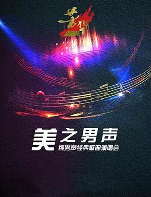 2019芳华《美之男声》-纯男声经典歌曲演唱会-上海站