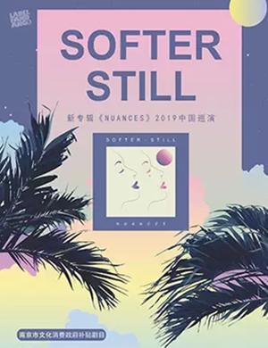 2019复古英伦浪漫Softer Still 新专辑《Nuances》演唱会-南京站