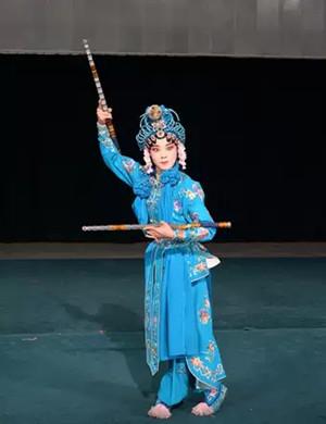 2019折子戏《西厢记·佳期》《金雀记·乔醋》《白蛇传·盗库银》-北京站