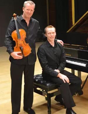 2019 Brett Deubner中提琴独奏音乐会-长沙站