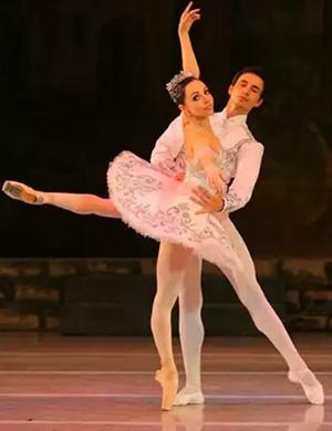 芭蕾舞劇睡美人昆明站