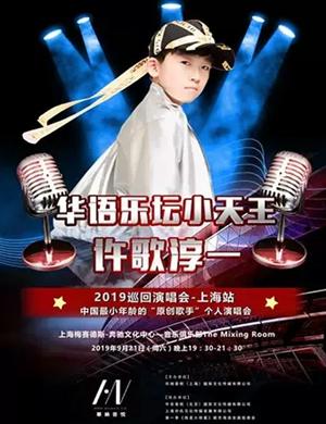 2019许歌淳一个人演唱会-上海站