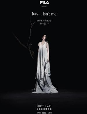 kay… isn't me. Live 2019 谢安琪香港演唱会