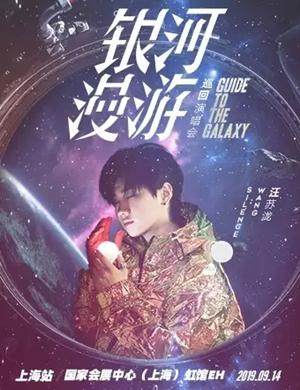 """汪苏泷2019""""银河漫游""""演唱会-上海站"""