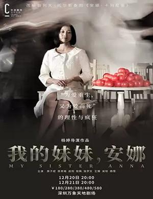 2019杨婷导演话剧《我的妹妹,安娜》-深圳站