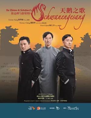 天鹅之歌深圳音乐会