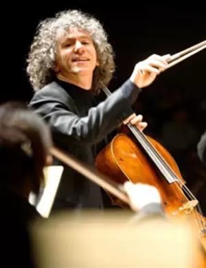 2019大提琴泰斗伊瑟列斯与德国慕尼黑室内乐团音乐会-珠海站