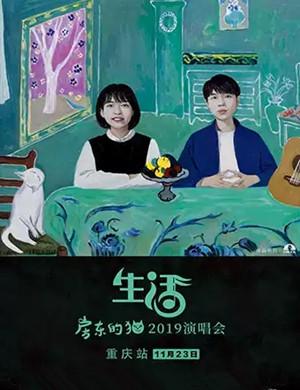 """房东的猫2019""""生活""""演唱会-重庆站"""
