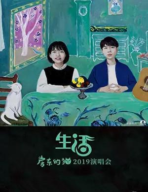 """房东的猫2019""""生活""""演唱会-郑州站"""