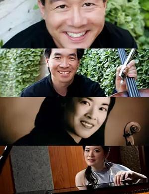 2019美国伊斯曼音乐学院--YING四重奏音乐会-惠州站
