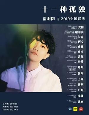 """""""十一种孤独""""宿羽阳2019全国巡演-郑州站"""