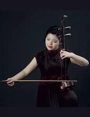 蔡露惠州二胡音乐会