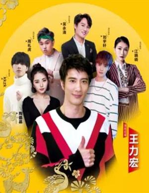 2019王力宏六安群星演唱会