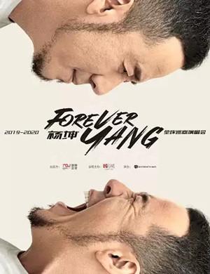【FOREVER YANG】杨坤2019-2020全球巡回演唱会-金华站