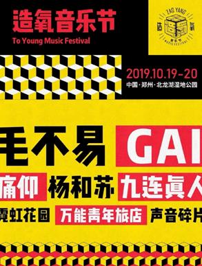 2019郑州造氧音乐节