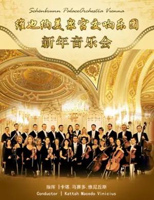 2019维也纳美泉宫交响乐团新年音乐会-深圳站